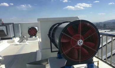 庆莱丰管道轴流风机