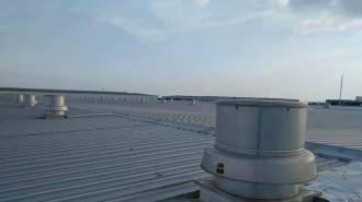 庆莱丰RTC铝制屋顶风机