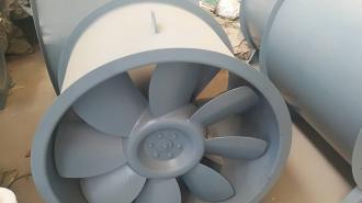 庆莱丰低噪节能混流通风机