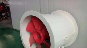 庆莱丰玻璃钢风机的广泛应用